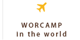 workcamp in the world